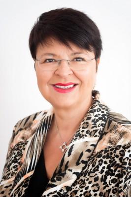 Renate Brauner, Vizebürgermeisterin und Wirtschaftsstadträtin der Stadt Wien