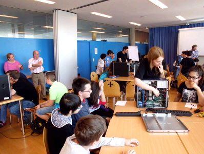Smarte Kids - Computerworkshops für Kinder