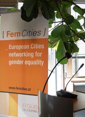 FemCities © Stadt Wien MA 57