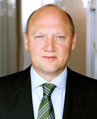 Dr. Achim Kaspar, General Manager Cisco Systems Austria GmbH