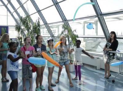 EXCITE: Technikcamp für Mädchen